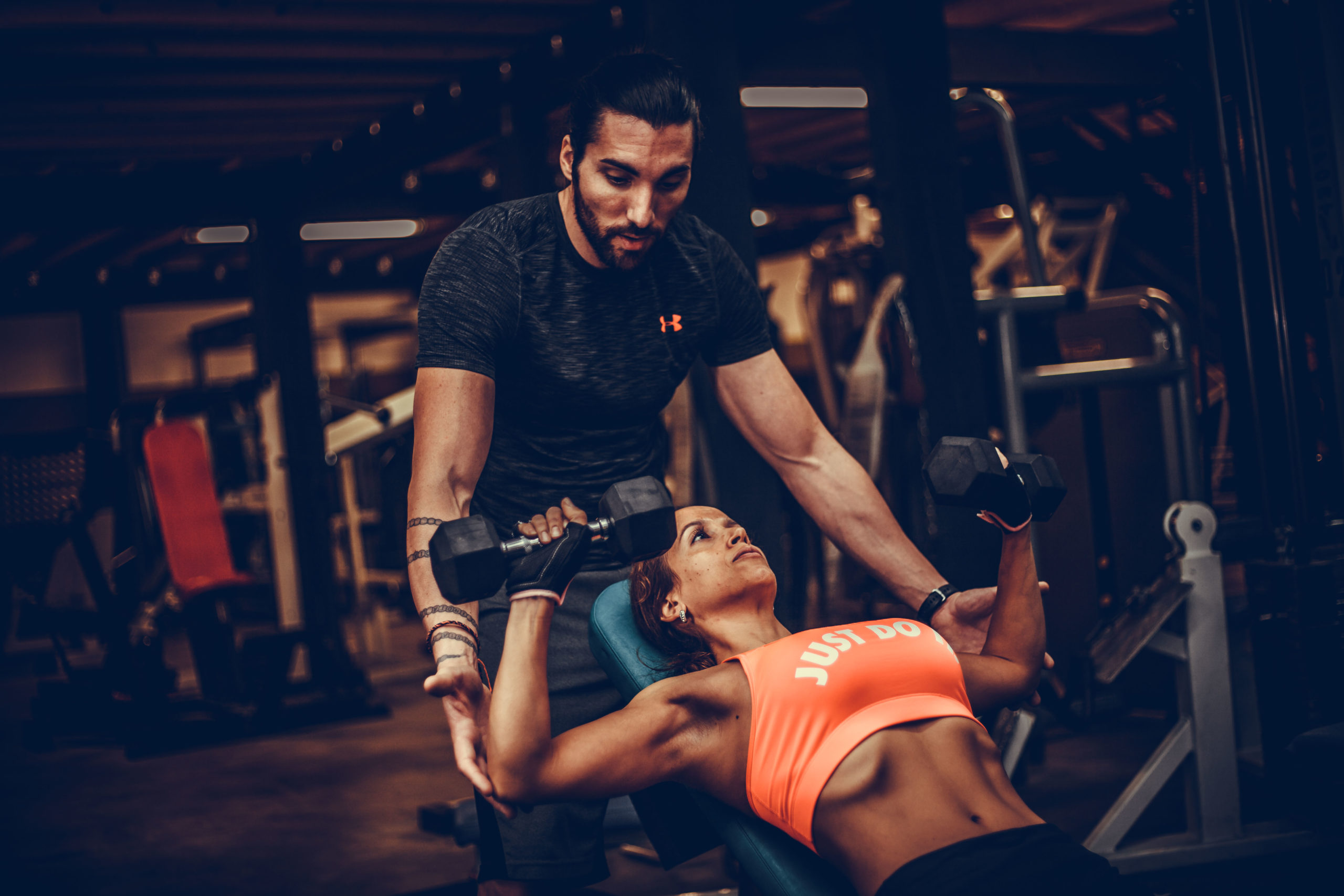 LE PERSONAL TRAINING